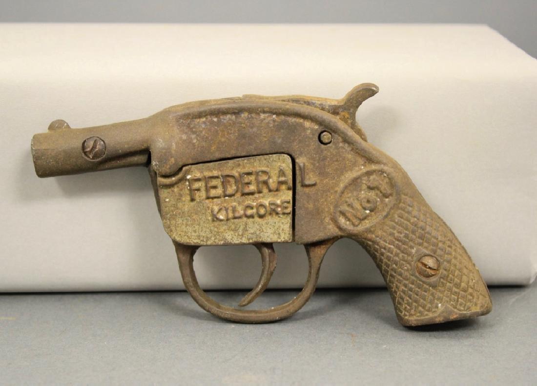 """""""Federal"""" Cap Gun - 2"""