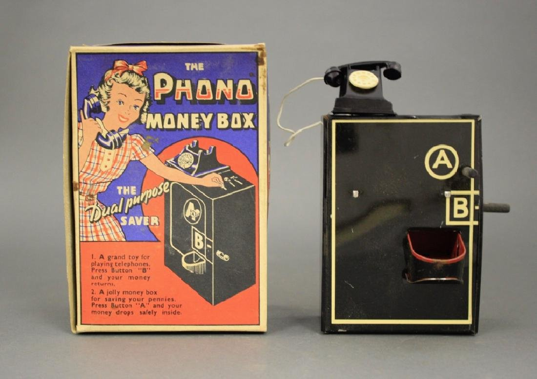 "The ""Phono"" Money Box"