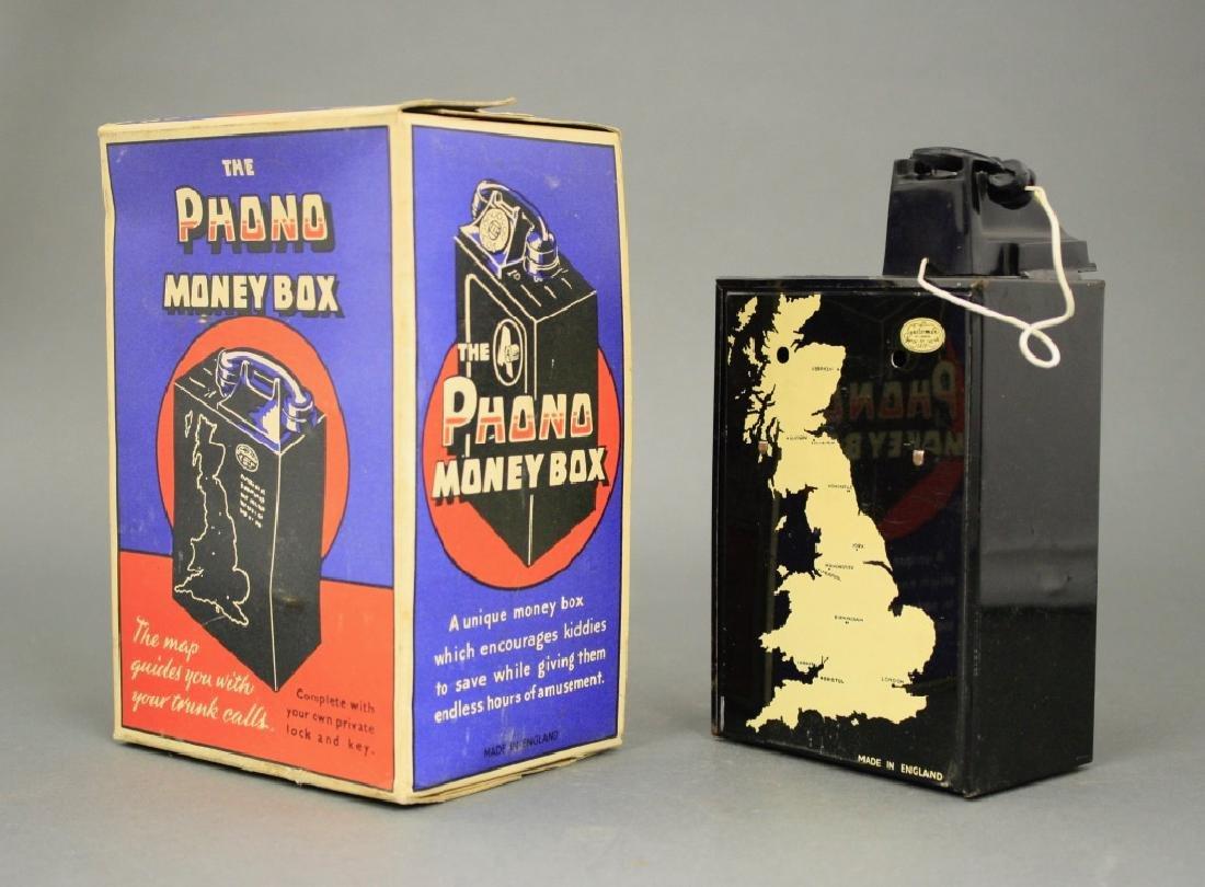 "The ""Phono"" Money Box - 2"
