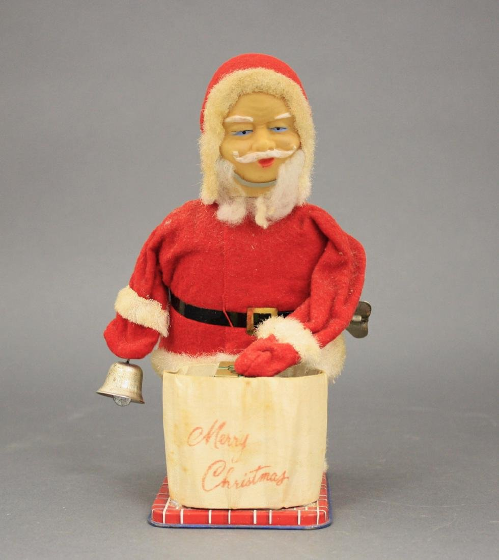 """Merry Christmas"" Santa"