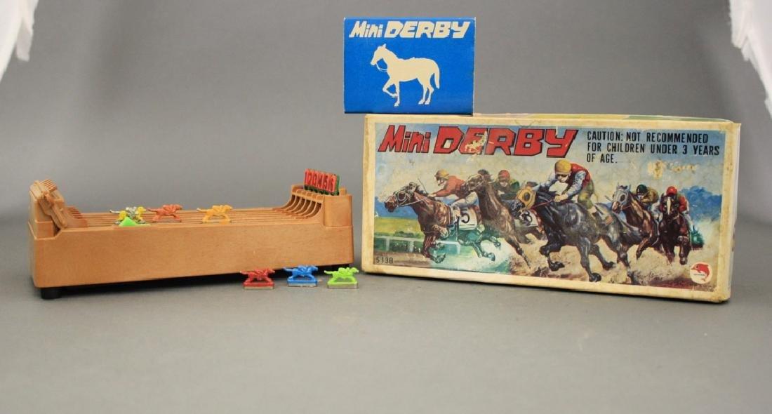 "Mini ""Derby"" Gambling Game"