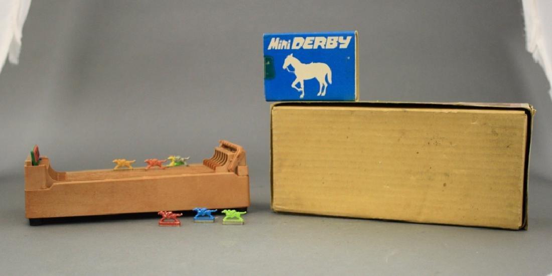 "Mini ""Derby"" Gambling Game - 2"