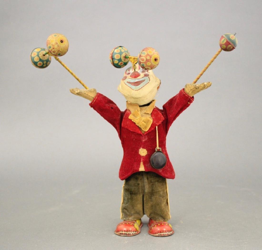Balancing Clown