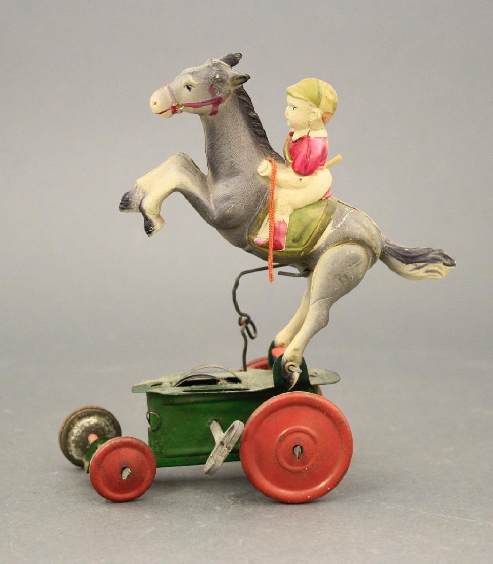 Prancing Horse & Jockey