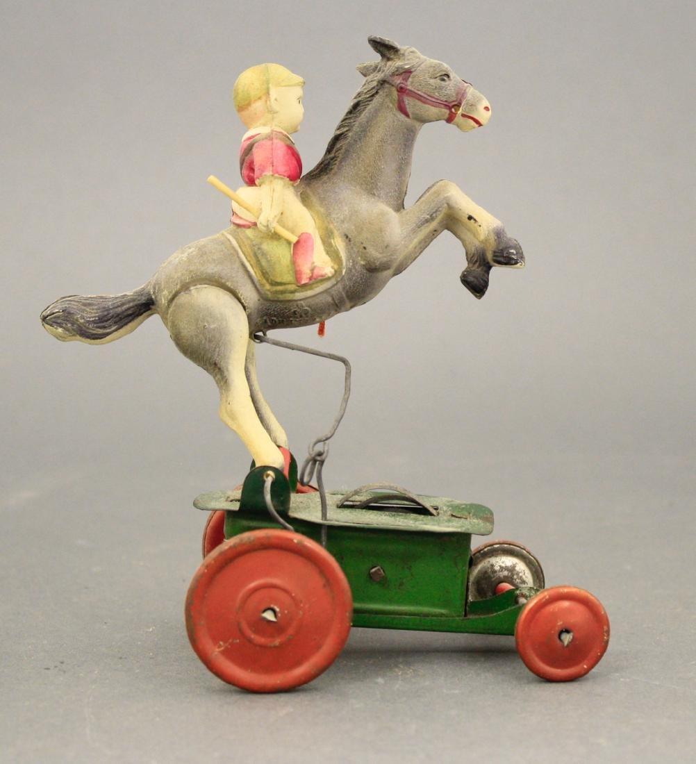 Prancing Horse & Jockey - 2