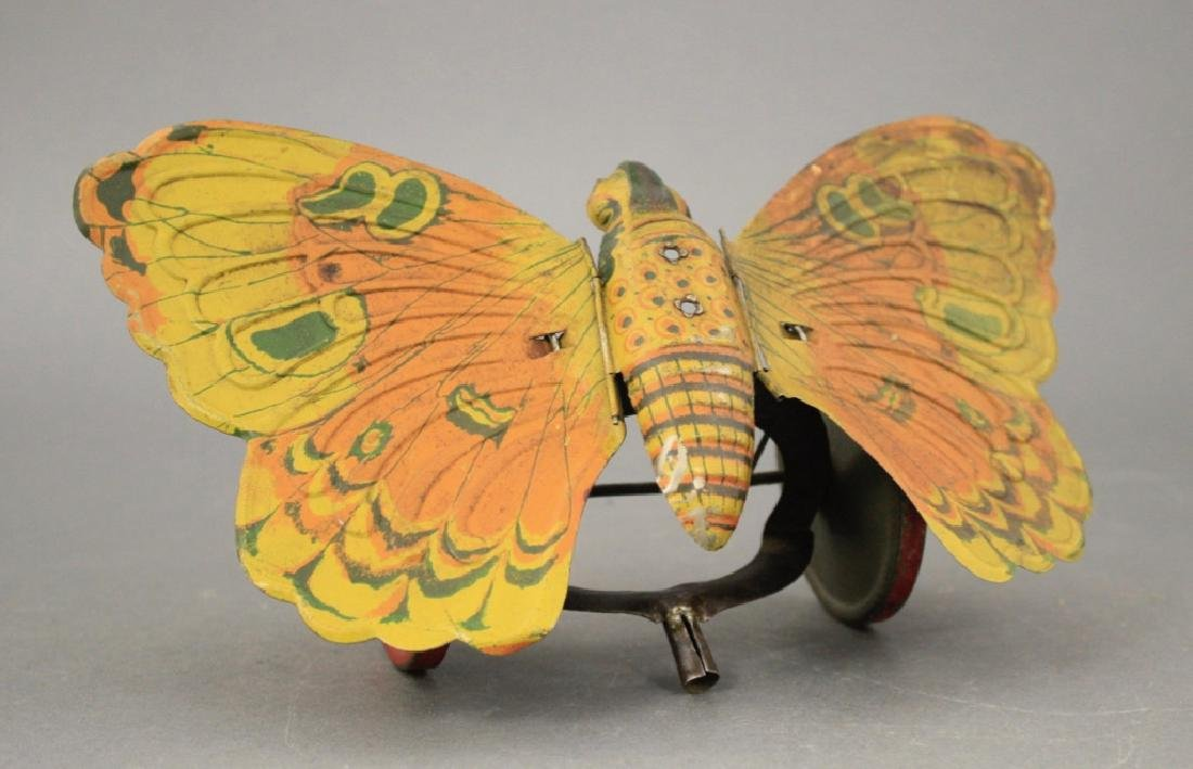 Articulated Butterfly