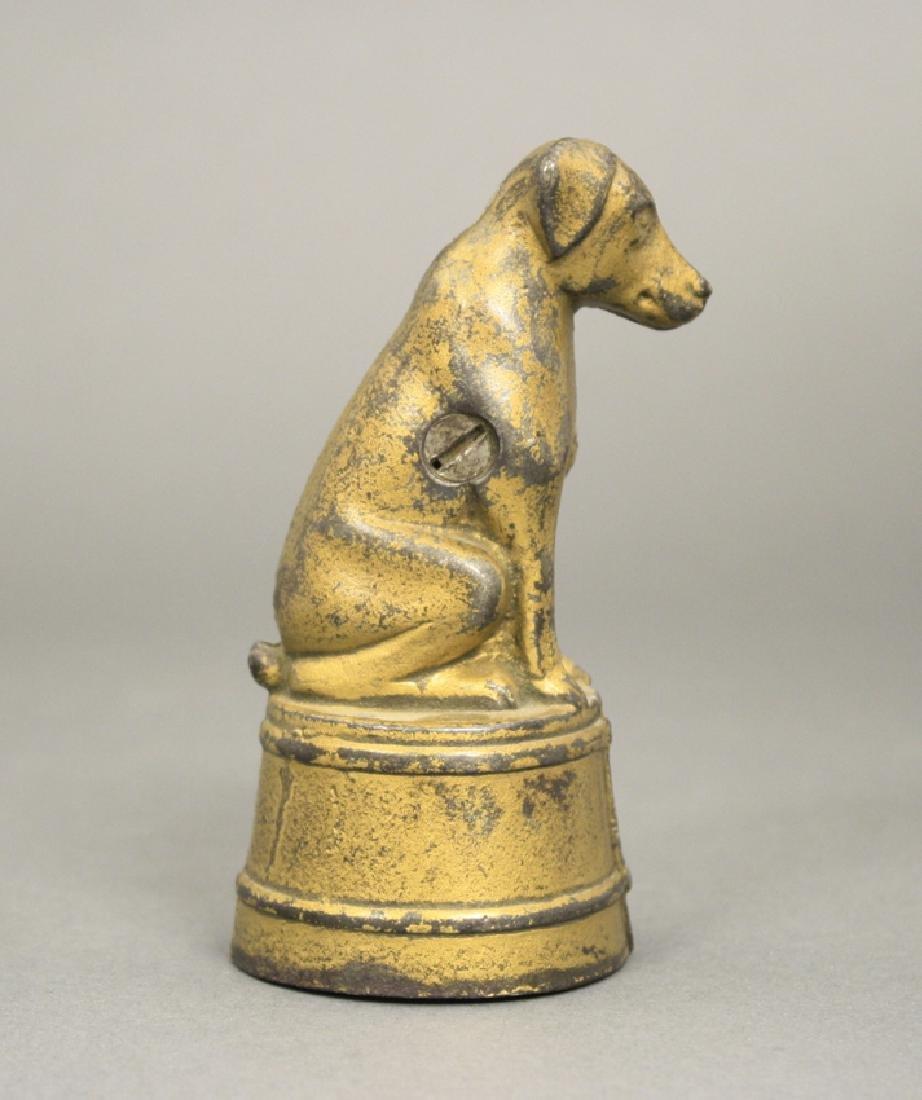 Dog on Tub - 2
