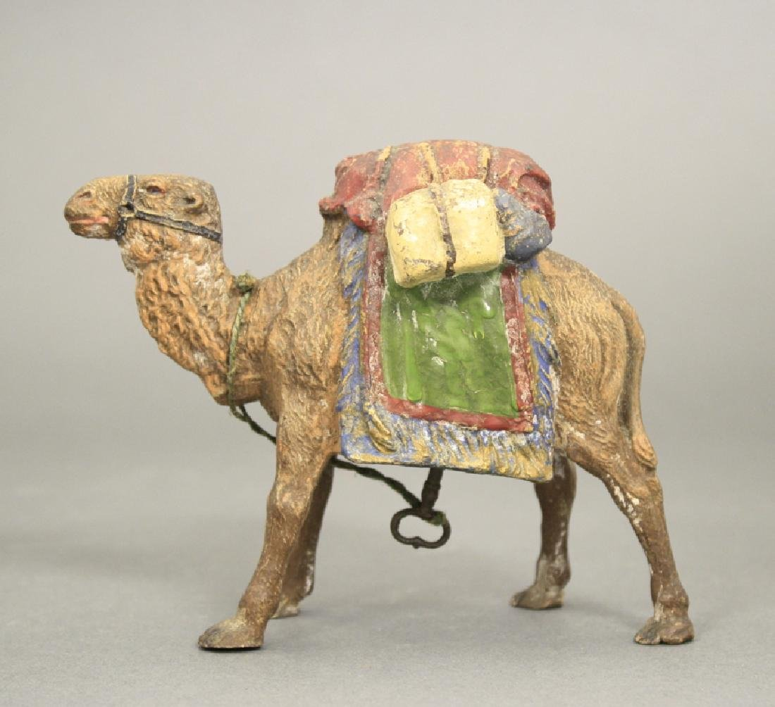 Camel with Pack