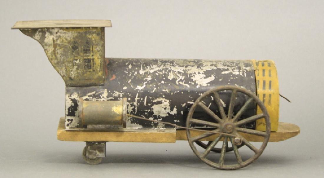 """George Brown """"Victory"""" Locomotive"""
