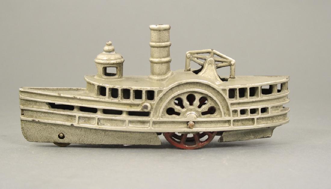 Paddlewheel Boat
