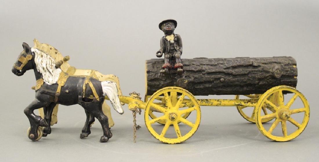 Log Wagon