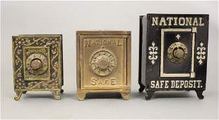 Three Safes