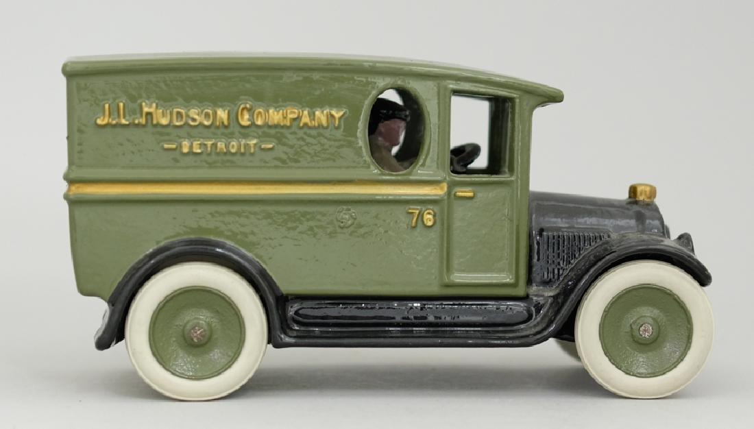 J. L. Hudson Company Toy Truck