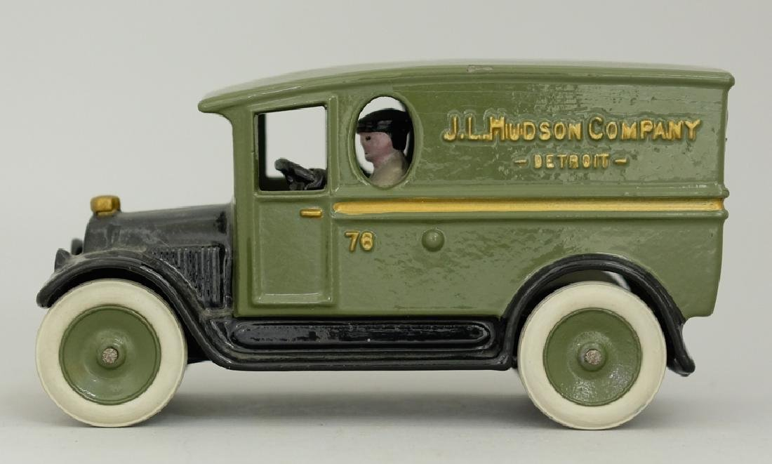 J. L. Hudson Company Toy Truck - 2