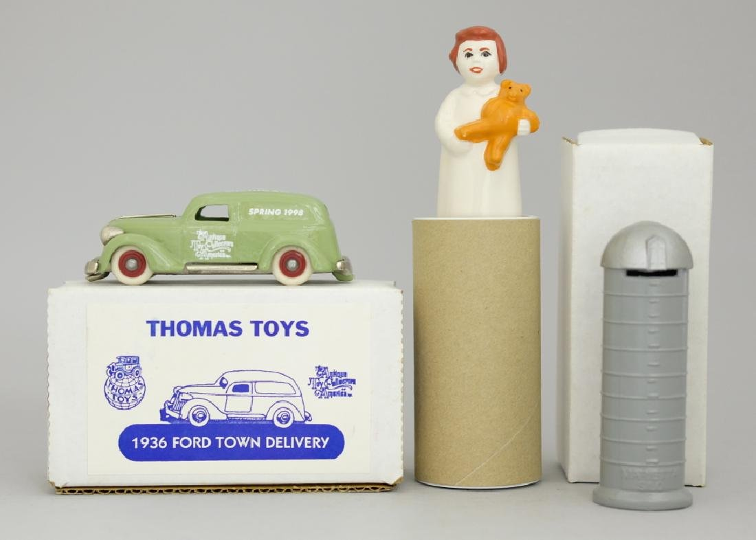 Two SBCCA Convention Banks / One Toy Club Toy