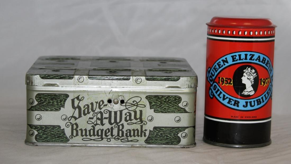 7 Still Banks Including Uncle Sam, Pig - 5