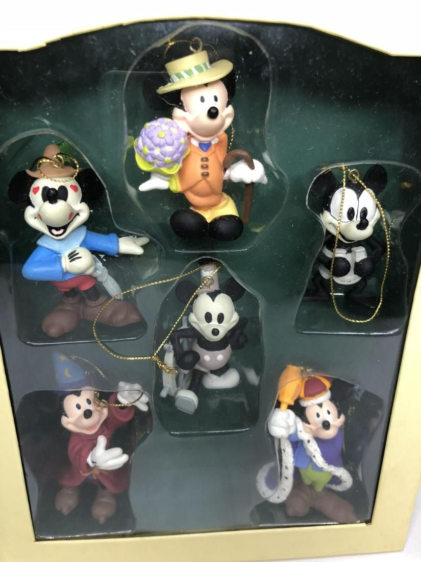 Disney Christmas Mickey Mouse Ornaments