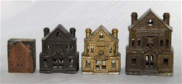 Victorian House Building Banks