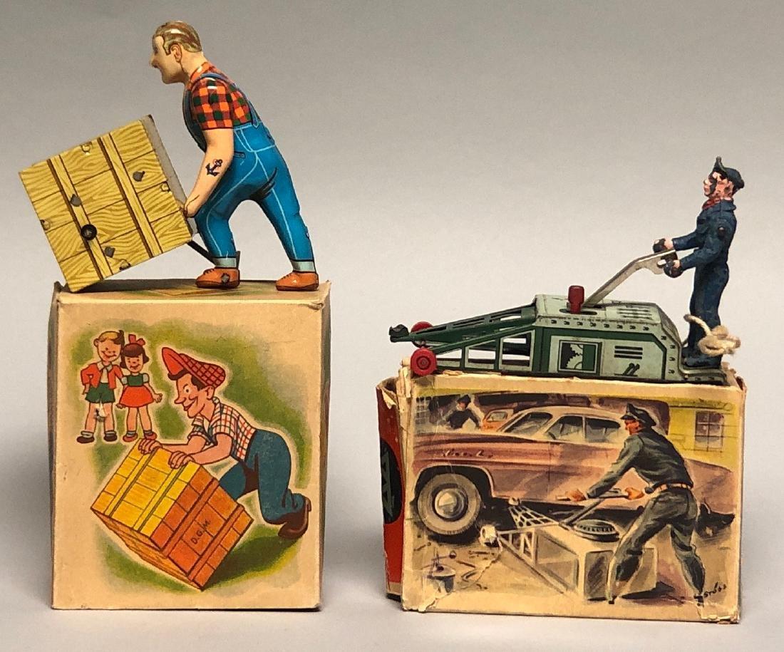 Arnold Car Jack & Cargo Porter