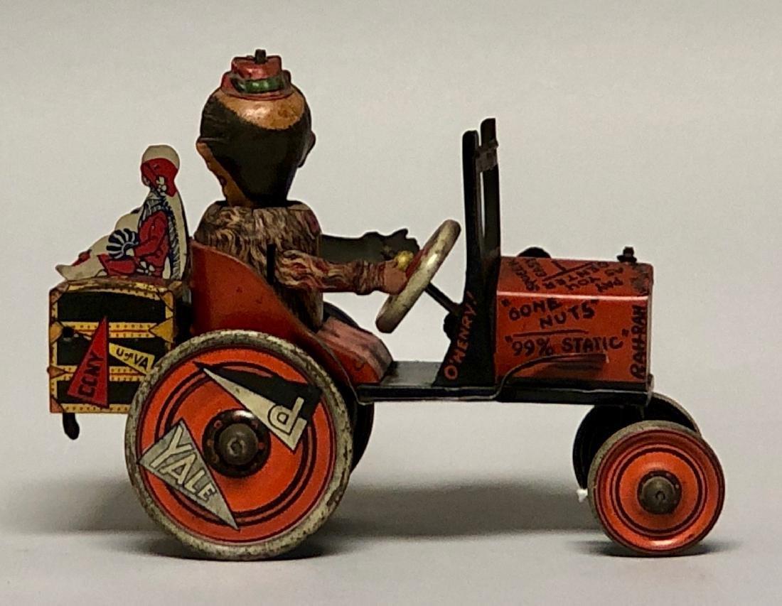 Windup Tin Marx Whoopee Car