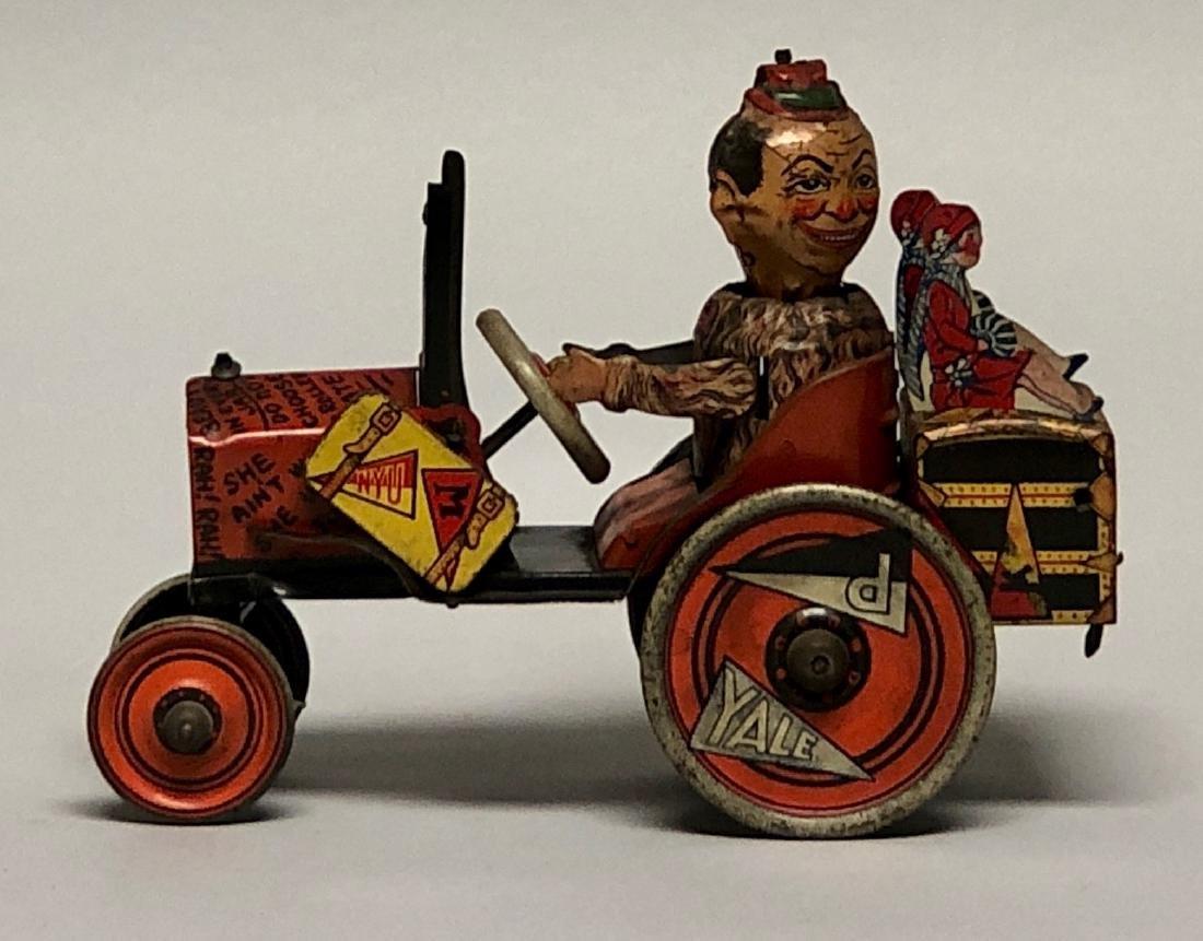 Windup Tin Marx Whoopee Car - 2