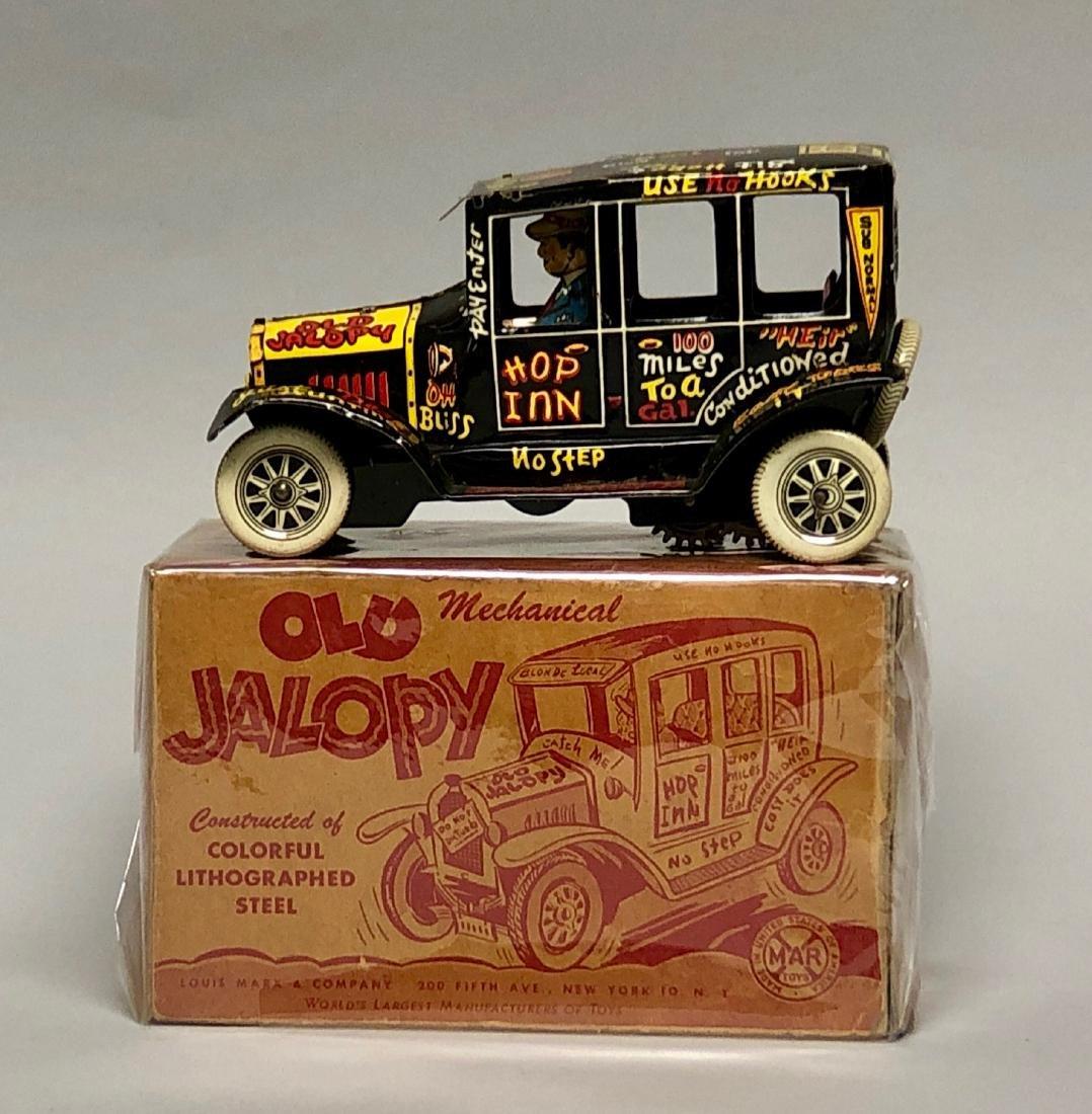 Windup Tin Marx Old Jalopy