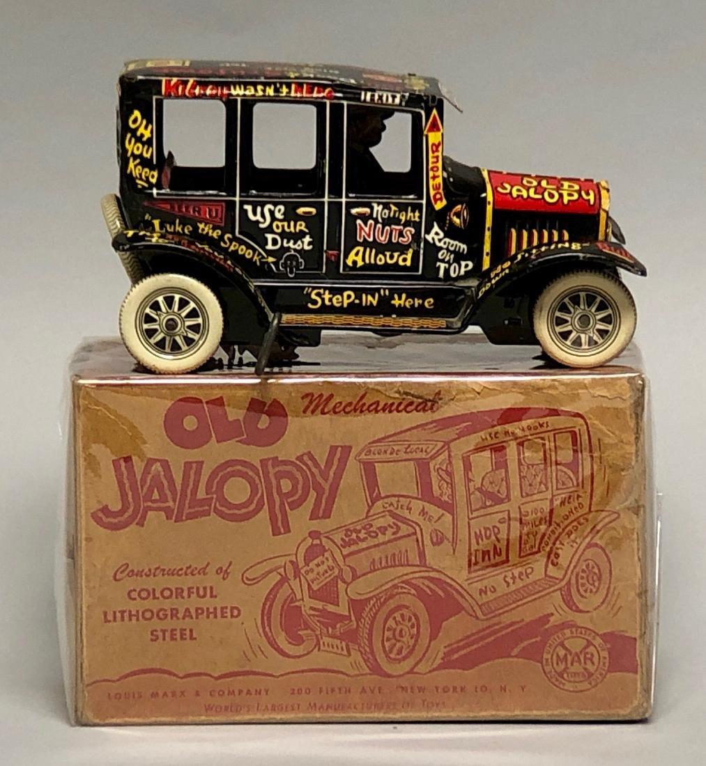 Windup Tin Marx Old Jalopy - 2