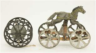 Watrous  Gong Bell  Iron Toys