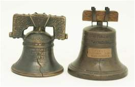 Two Liberty Bell Still Banks