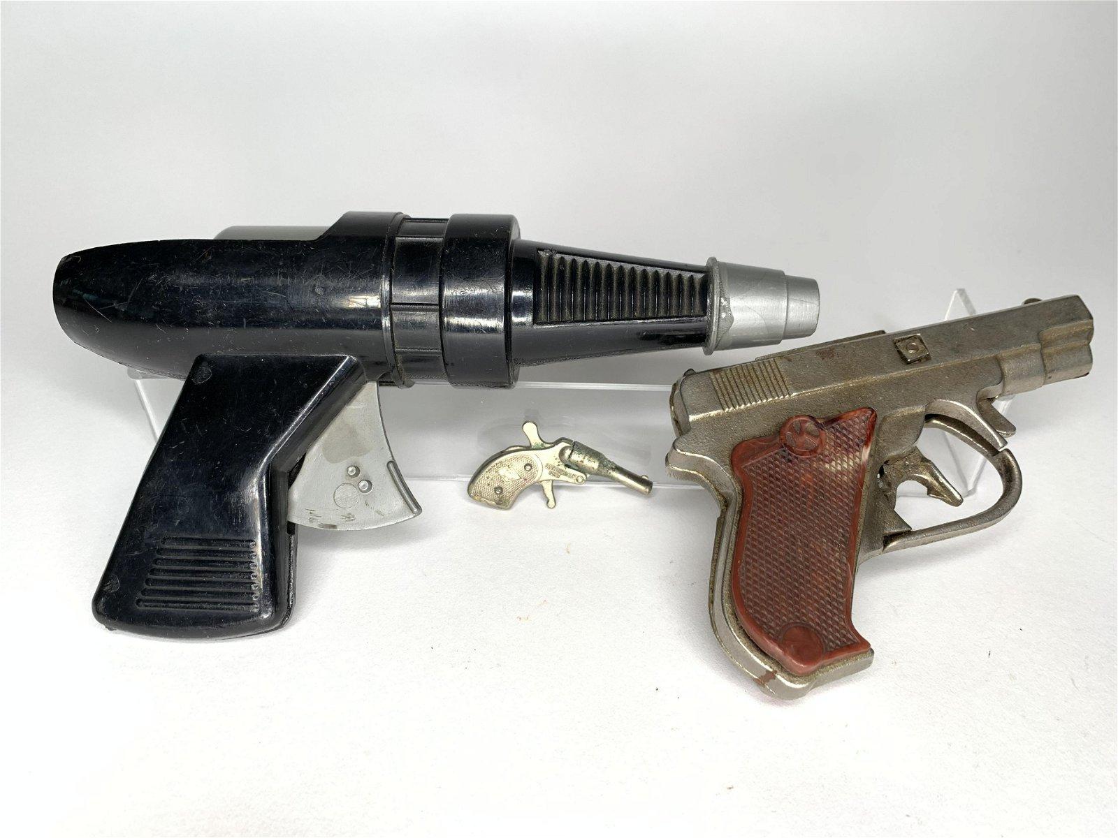 Assortment of Cap Guns