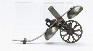 Gong Bell Cast Iron Bell Toy