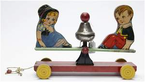 Gong Bell Seesaw 820 Bell Toy