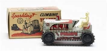Boxed Marx Climbing Tractor