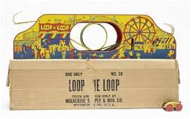Boxed Wolverine Loop O Loop Windup Toy
