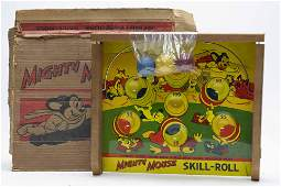Boxed Mighty Mouse Skill Roll