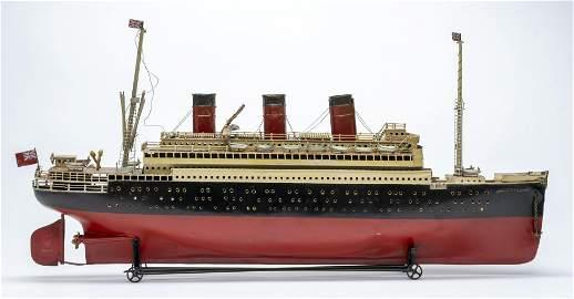 "Marklin ""Augusta Victoria"" Ocean Liner"