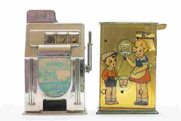 Slot Machine & Vending Banks