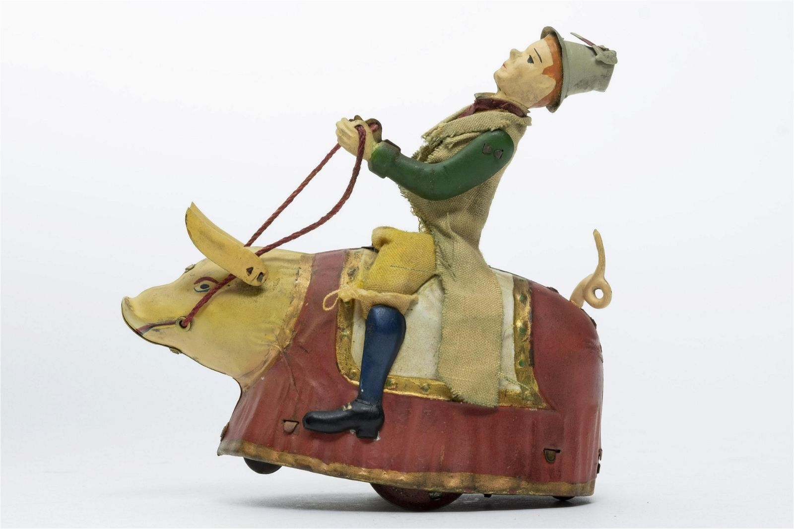 Lehmann Paddy and the Pig Tin Toy