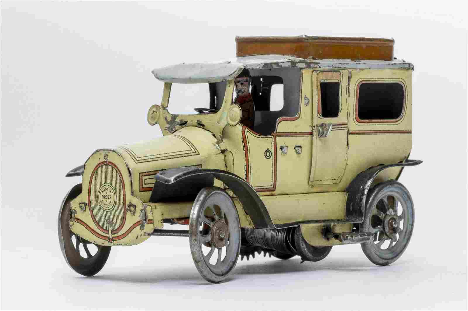 Orobr Limousine Tin Windup Toy
