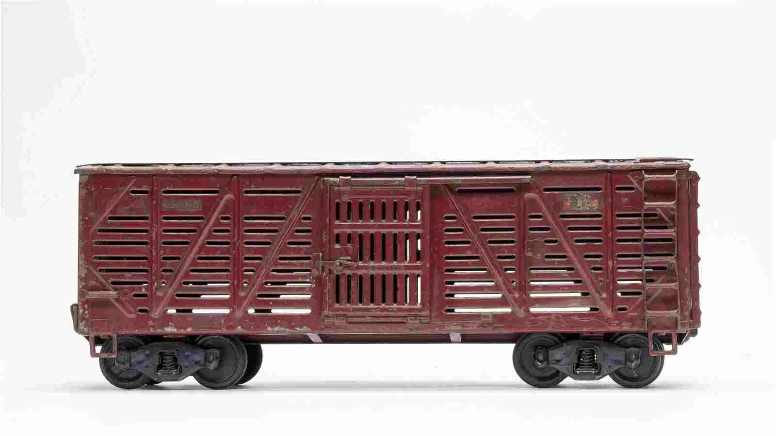 Buddy L Outdoor Cattle Car
