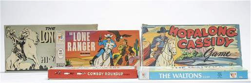 Five Board Games
