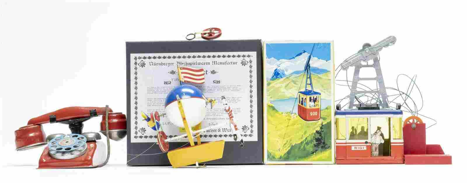 Three Fun Toys Gong Bell