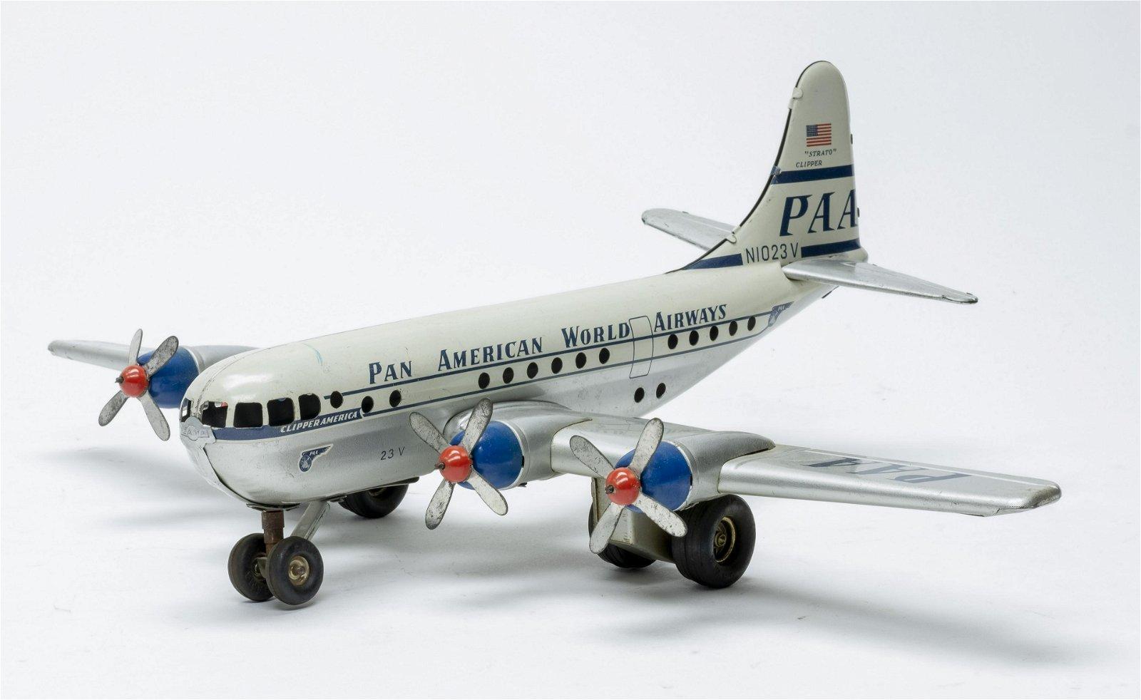 GAMA Pan Am Strato Clipper Rare