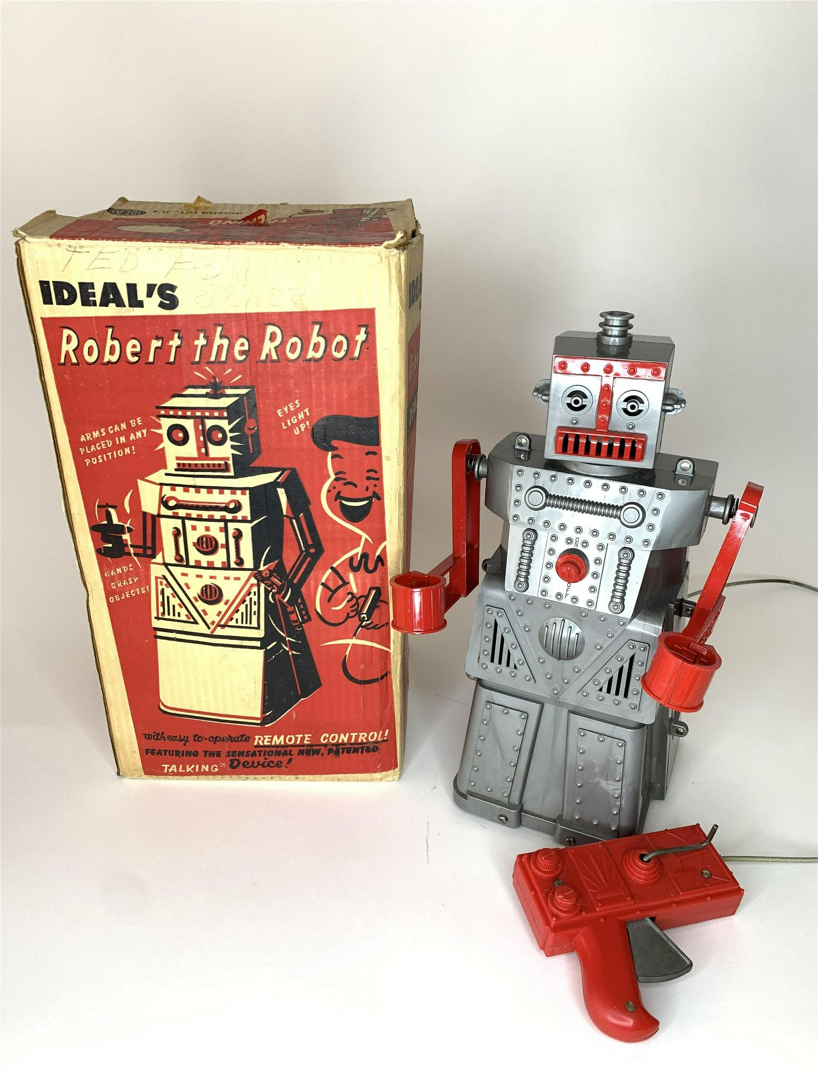 Robert the Robot Ideal Toy