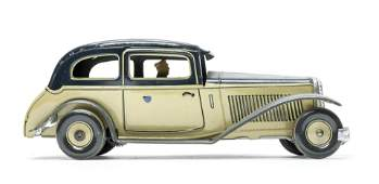 German Coupe Windup Toy