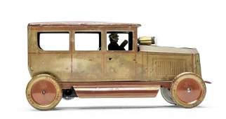 Tip Co Tin Windup Limousine