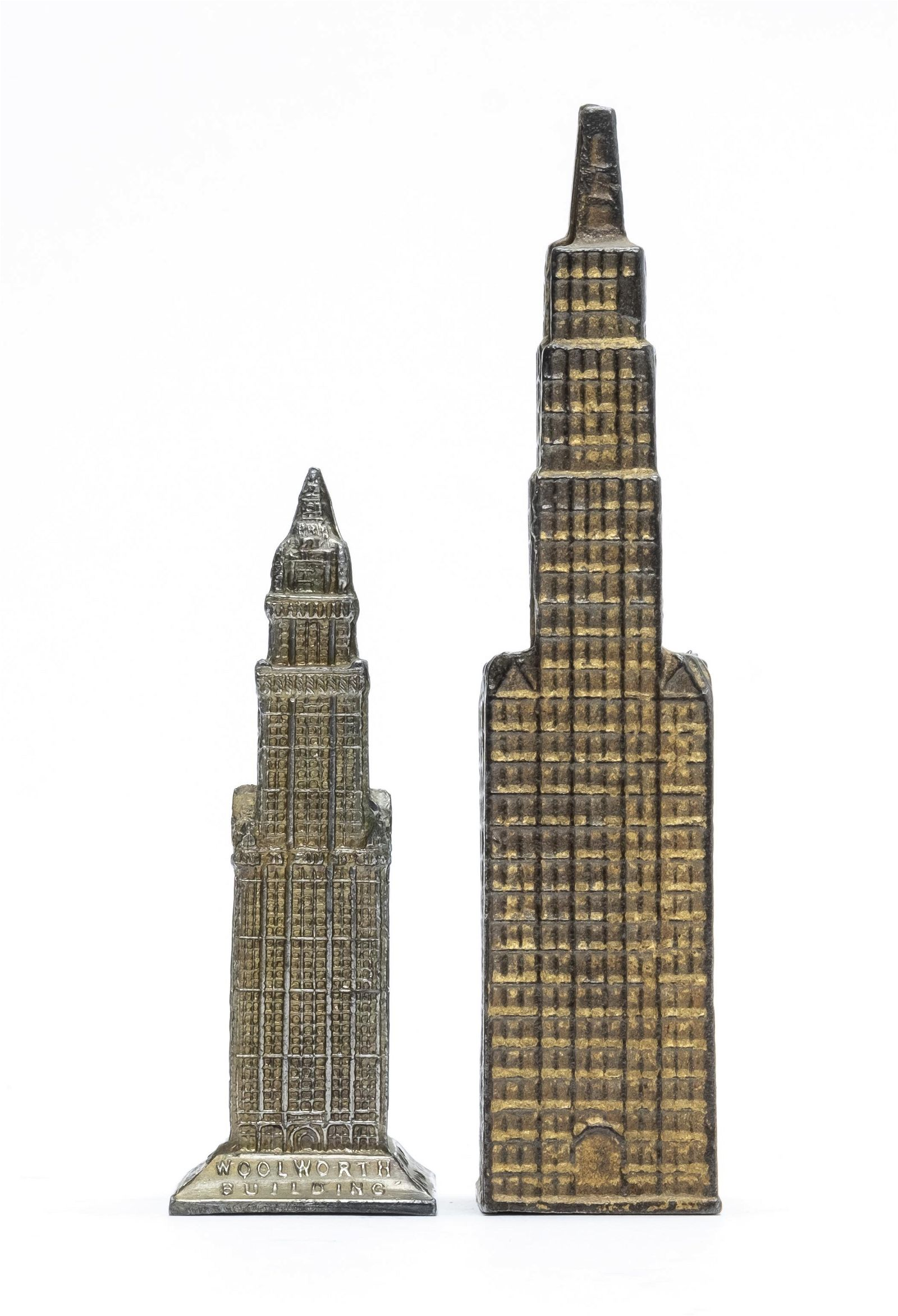 Two Woolworth Building Banks