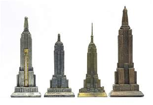 Four Empire State Building Souvenirs