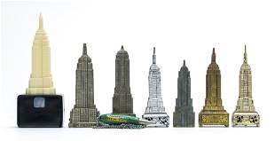 Five Empire State Building Souvenirs