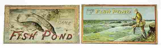Two Games of Fish Pond